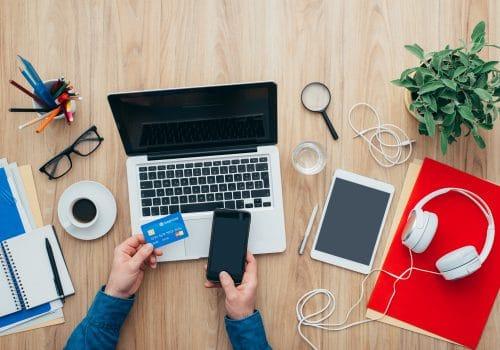 Demande de prêt en ligne