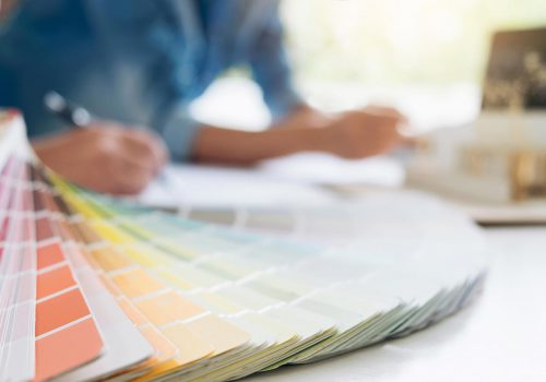 Choix de couleur pour rénover une habitation