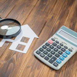 Détails des coûts d'une location dans un budget