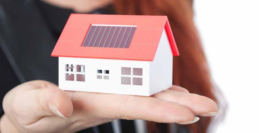 Prêt pour financement de panneaux solaires.