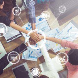 Illustration d'un prêt collaboratif