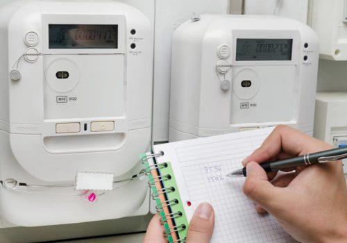Vérification de sa consommation d'électricité
