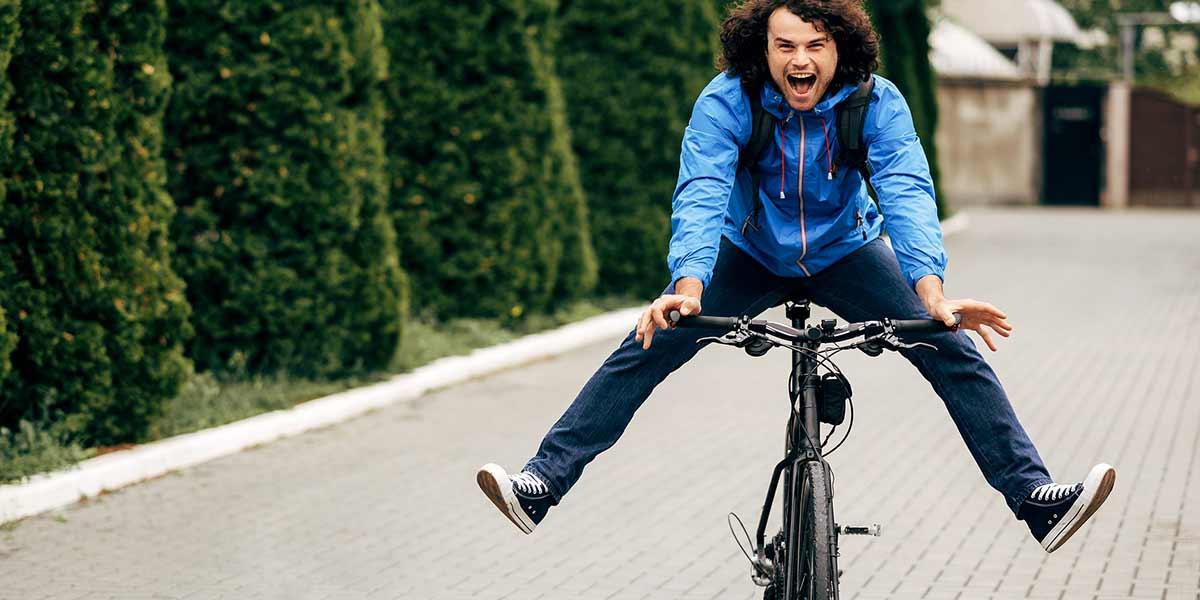 Verplaatsen met de fiets