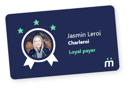 Jasmin Leroi - Charleroi Loyal payer