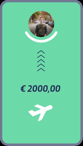 2000€