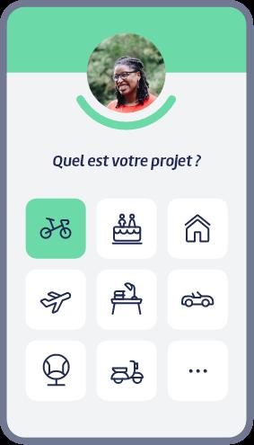 Quel est votre projet?