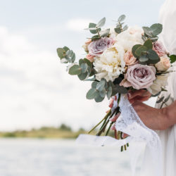 Fleur pour le mariage