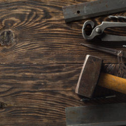 les outils pour bricoler